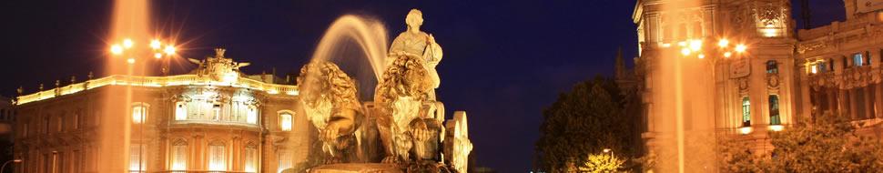 La magnifique capitale espagnole