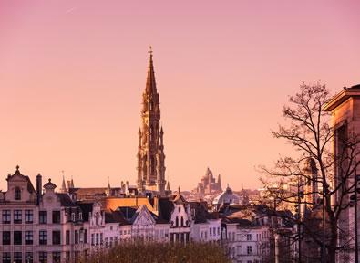 Bruxelles Vol + Hôtel