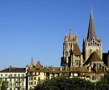 Lausanne Vol + Hôtel