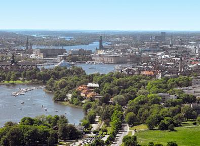 Stockholm Vol + Hôtel