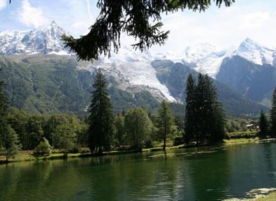 Chamonix - Mont Blanc Vol + Hôtel