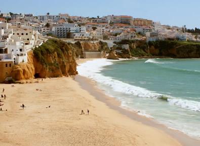 Côte d'Algarve Vol + Hôtel