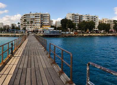 Limassol Vol + Hôtel