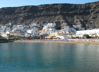 Playa de Mogán Vol + Hôtel
