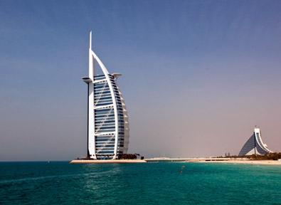 Dubai Vol + Hôtel + Voiture