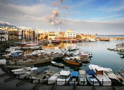 Kyrenia Vol + Hôtel