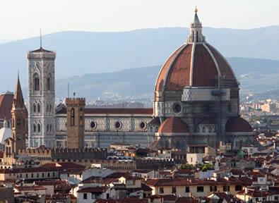 Florence Vol + Hôtel