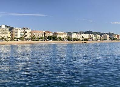 Pineda de Mar Vol + Hôtel