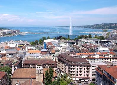 Genève Vol + Hôtel