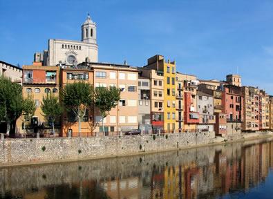 Girona Vol + Hôtel