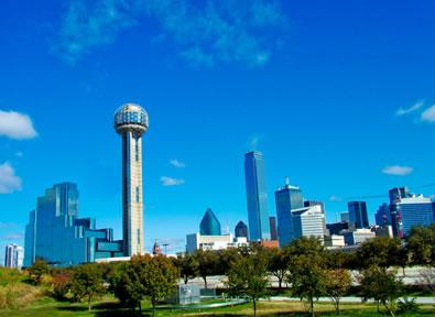 Dallas, TX Vol + Hôtel