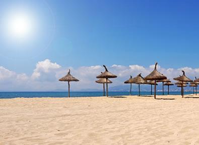 Playa de Palma Vol + Hôtel + Voiture