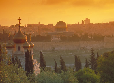 Jérusalem Vol + Hôtel