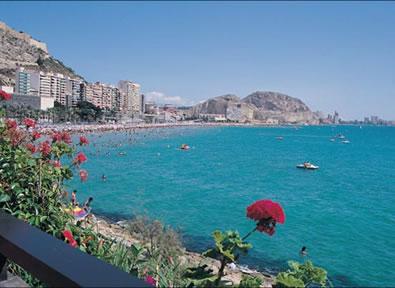 Playa de San Juan Vol + Hôtel