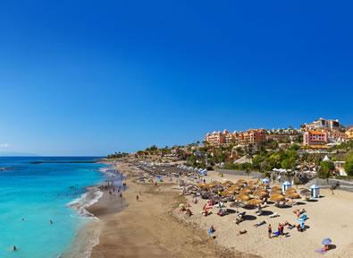 Playa de  Las Americas Vol + Hôtel