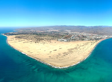 Playa del Inglés Vol + Hôtel