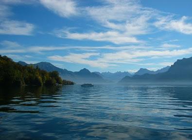 Lacs des Quatre Cantons Vol + Hôtel
