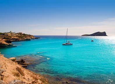 Ibiza Vol + Hôtel + Transfert