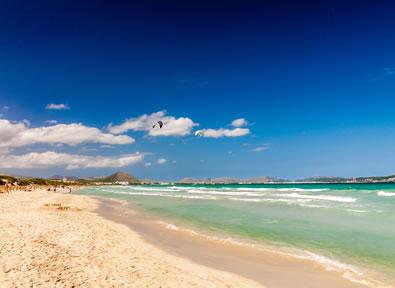 Playa de Muro Vol + Hôtel
