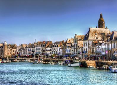 Saint-Nazaire Vol + Hôtel
