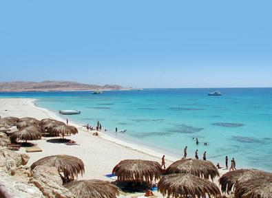 Hurghada Vol + Hôtel