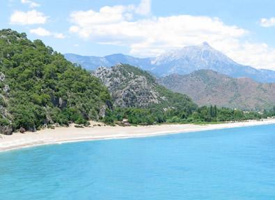 Antalya Vol + Hôtel