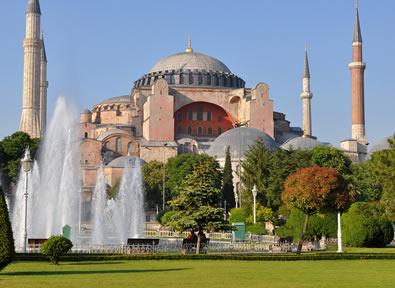 Istanbul Vol + Hôtel