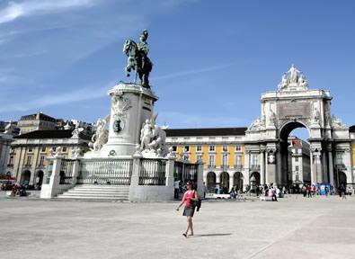 Lisbonne Vol + Hôtel