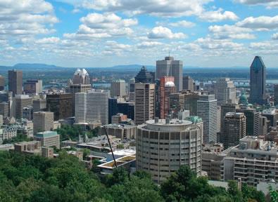 Montréal Vol + Hôtel