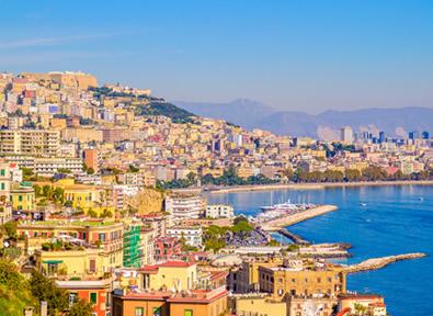 Naples Vol + Hôtel