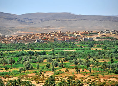 Ouarzazate Vol + Hôtel