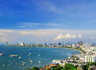 Pattaya Vol + Hôtel