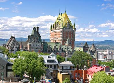 Québec Vol + Hôtel