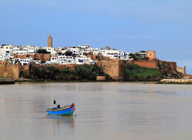 Rabat Vol + Hôtel