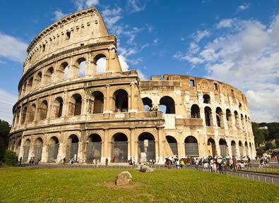 Rome Vol + Hôtel + Voiture