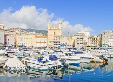 Bastia Vol + Hôtel