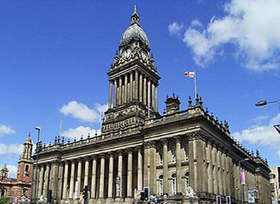 Leeds Vol + Hôtel