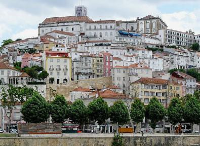 Coimbra Vol + Hôtel