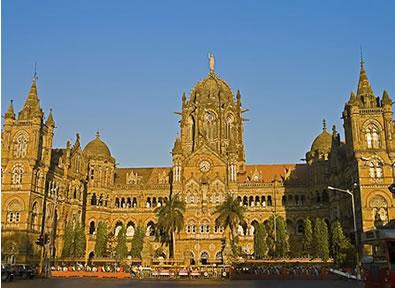 Bombay Vol + Hôtel
