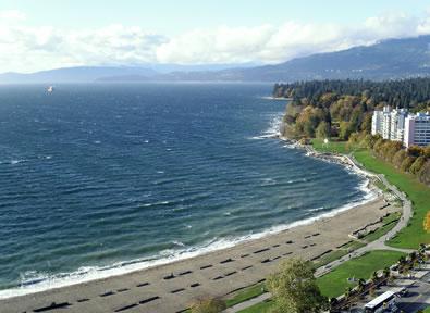 Vancouver Vol + Hôtel
