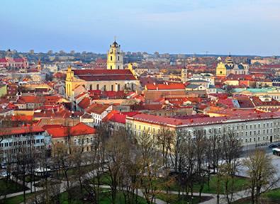 Vilnius Vol + Hôtel