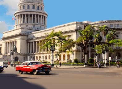 La Havane Vol + Hôtel