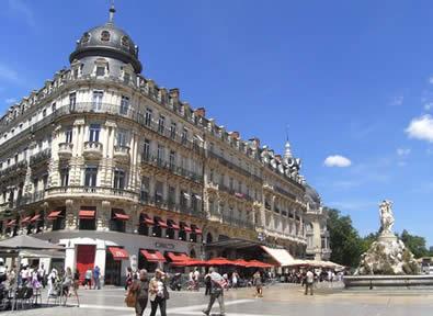 Montpellier Vol + Hôtel
