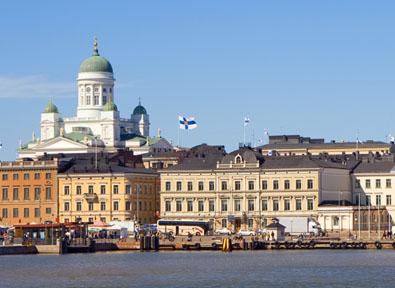 Helsinki Vol + Hôtel