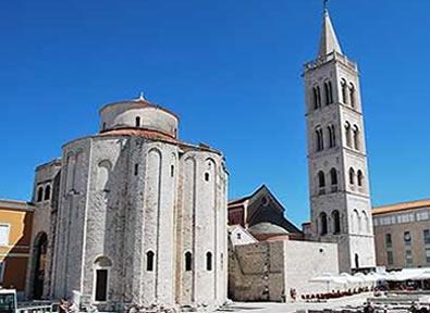 Zadar Vol + Hôtel
