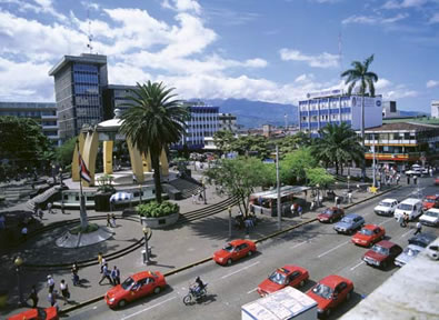 San José du Costa Rica Vol + Hôtel