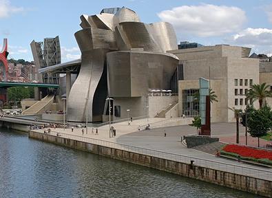 Bilbao Vol + Hôtel + Voiture