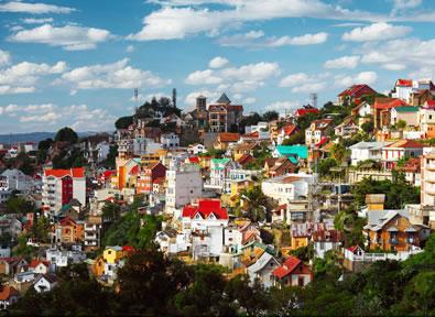 Antananarivo Vol + Hôtel