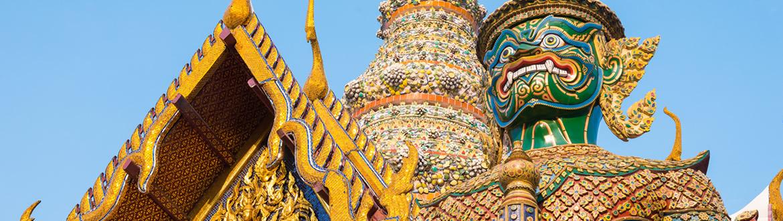 Émirats Arabes Unis et Thaïlande: Dubaï, Bangkok et Phuket, les nuits à votre guise