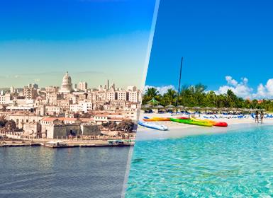 Cuba: Havane et Varadero
